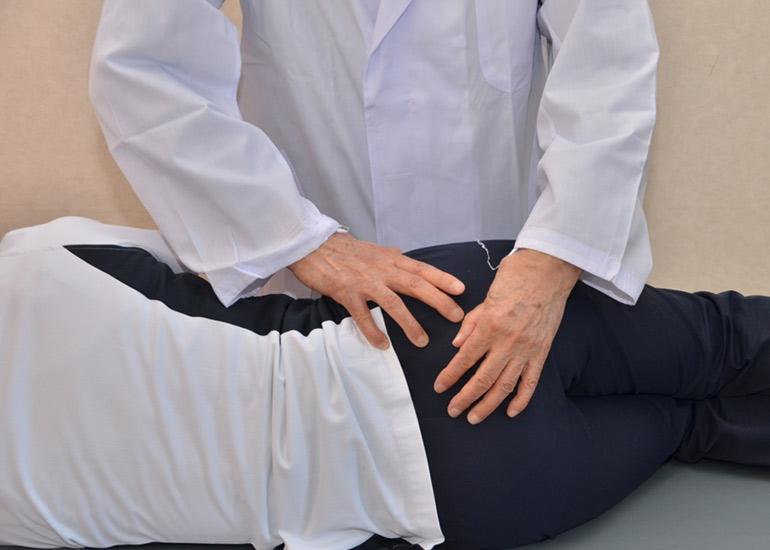 仙腸関節機能障害